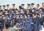Master's Degree graduation photos